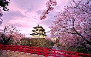 Nhật Bản Mùa Tuyết Trắng