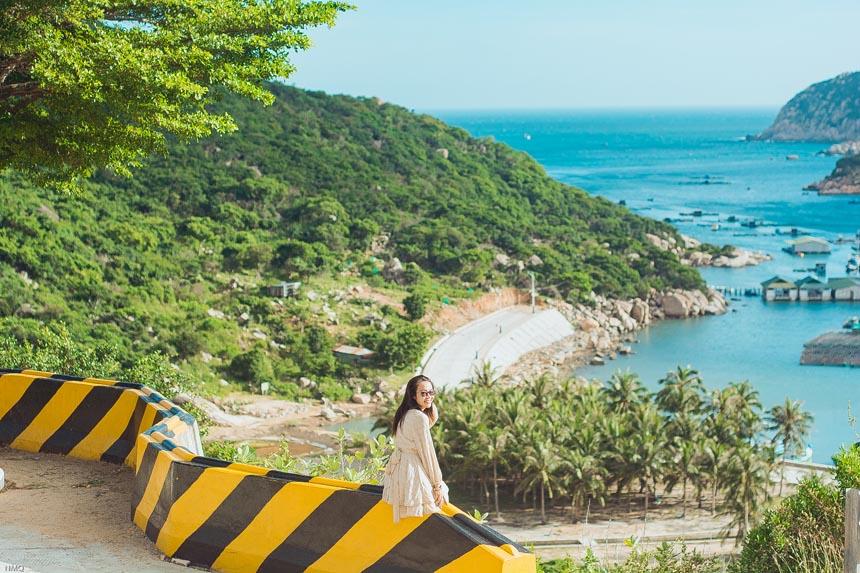 Tour Vĩnh Hy - Hang Rái - Vườn Nho