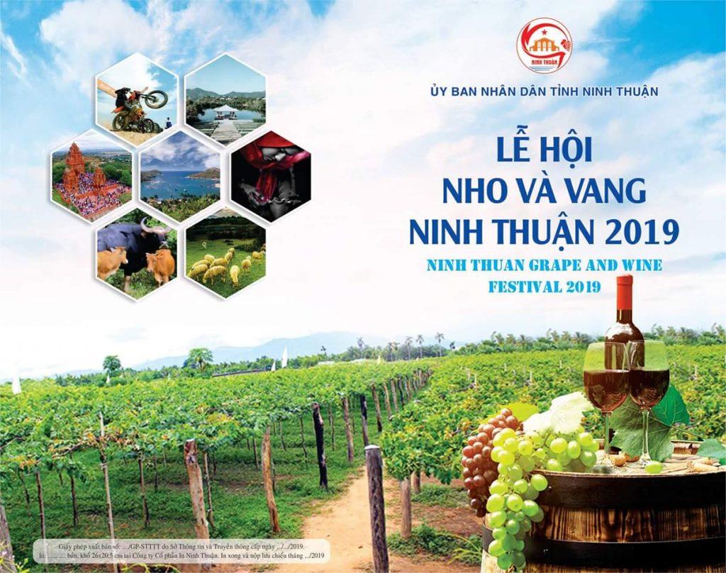 Lễ Hội Nho Vang Ninh Thuận