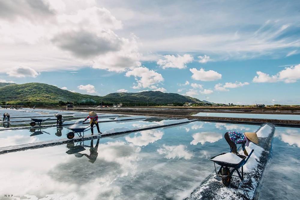 Đồng Muối Ninh Thuận