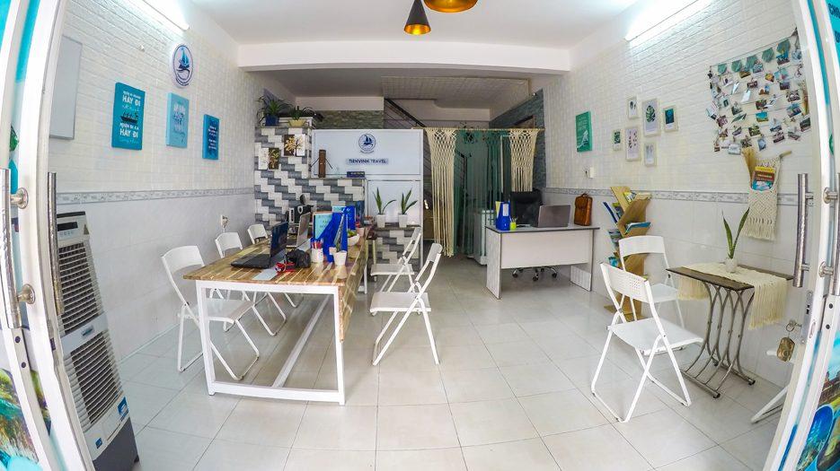 Công ty du lịch Ninh ở Ninh Thuận