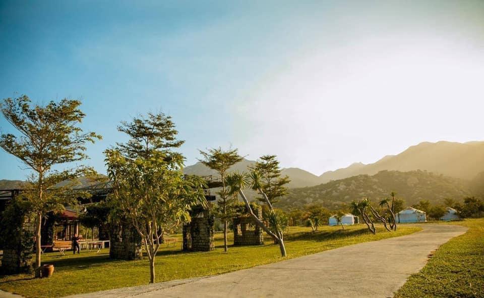 khu du lịch Tanyoli Ninh Thuận