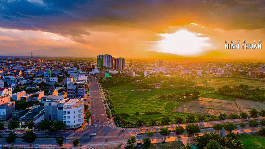 Trung tâm Đô thị mới K1 thành phố Phan Rang