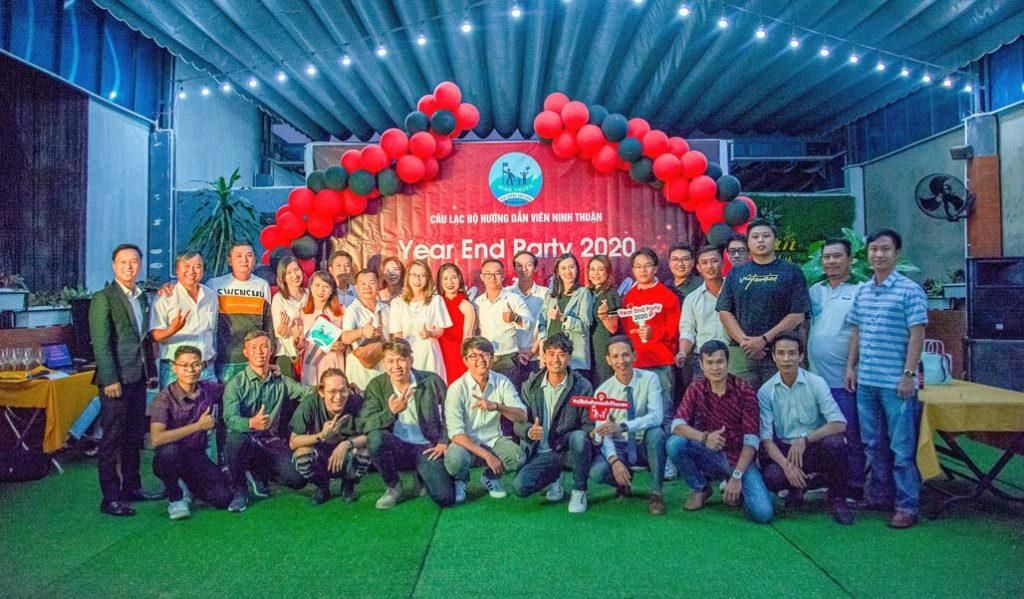 CLB Hướng dẫn viên du lịch Ninh Thuận